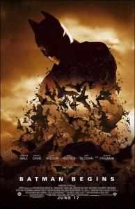 Batman, el comienzo