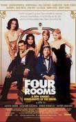 Emisión: 31 de diciembre 2017 Durante una Nochevieja, en un hotel de Los Ángeles, un botones (Tim Roth) es continuamente solicitado por los ocupantes de cuatro habitaciones. En una de ellas se han reunido unas brujas, en otra un hombre apunta con un revólver a su mujer, que está atada a la cama, en la tercera un gángster y su […]
